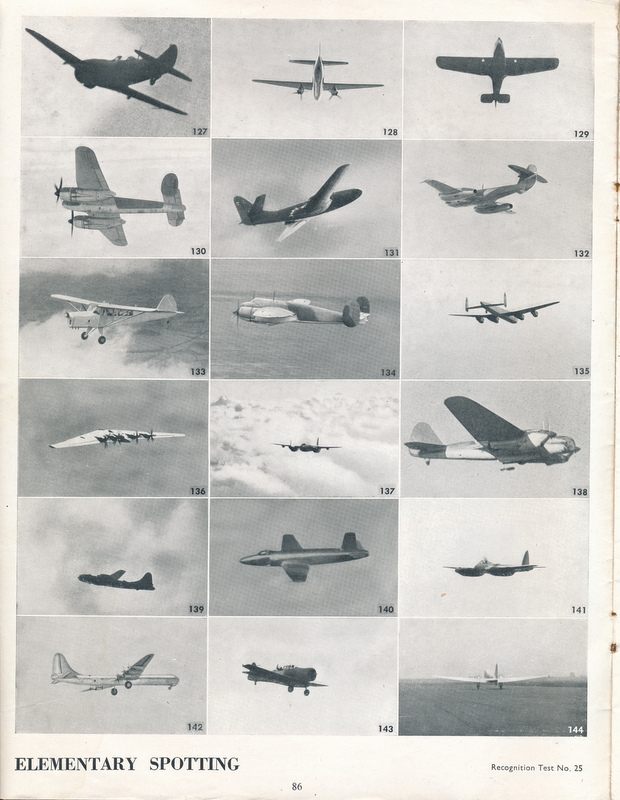 The Inter Services Aircraft Recognition Journal Vol 1 No 8 February